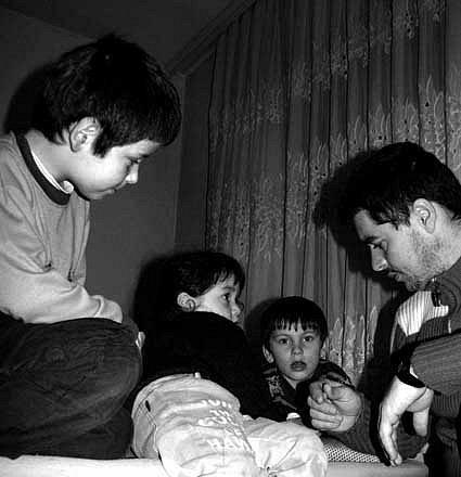 Raba Family - expulsed from France