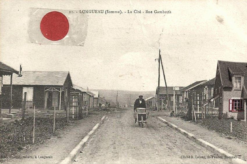 Longueau, cité des cheminots